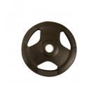 Deka Barbell 30 mm gumírozott tárcsa 15 kg