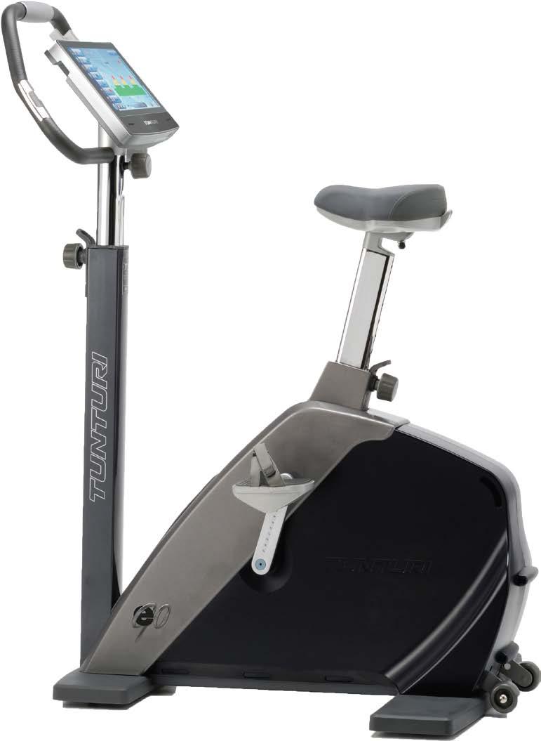 Tunturi E90 ergométer szobakerékpár