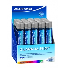 Multipower Guarana Shot 20 ampulla