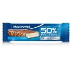 Multipower 50 % Protein Bar fehérje szelet 50g