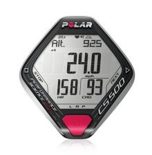 Polar CS500 pulzusmérő kerékpár computer