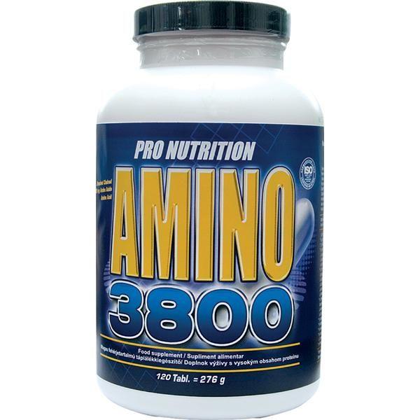 Pro Nutrition Amino 3800 120 tabletta