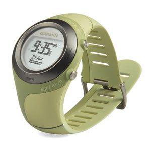 Garmin Forerunner 405 ANT zöld óra